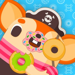 Donut Pirate – In a dangerous world of falling donuts