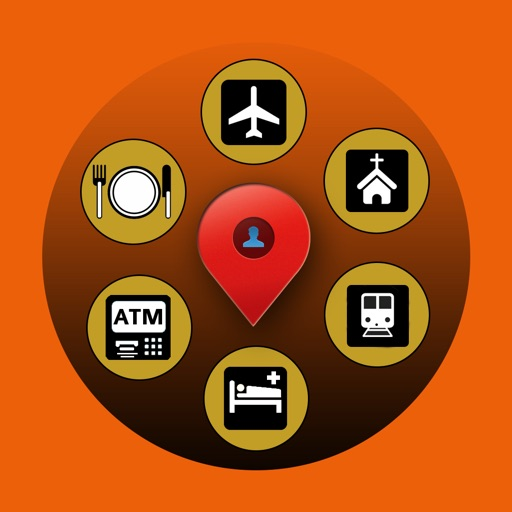 Places & Route Finder