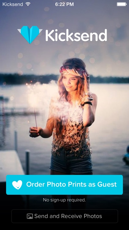 Kicksend: Send & Print Photo Albums, Instagram Pictures, and Your Edited Photos with Effects & Filters