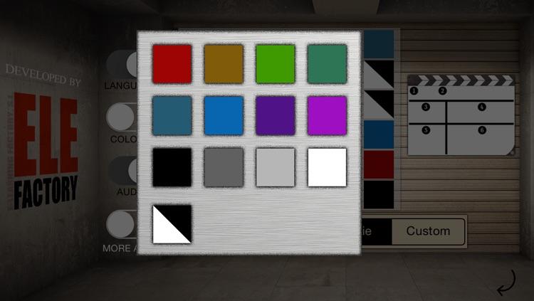 Clapperboard Video Slate screenshot-4