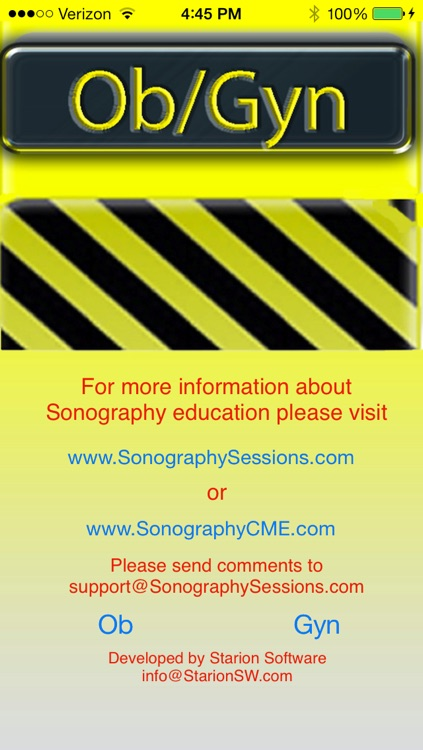Sonography Cheat Sheet: Ob/Gyn