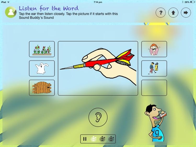 Speech Sounds For Kids - US Edition screenshot-4