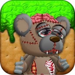 Clay Zombie Squad on the Killer Juice and Cookie Hunt - FREE Game