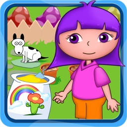 Alice's magical garden free games for kids