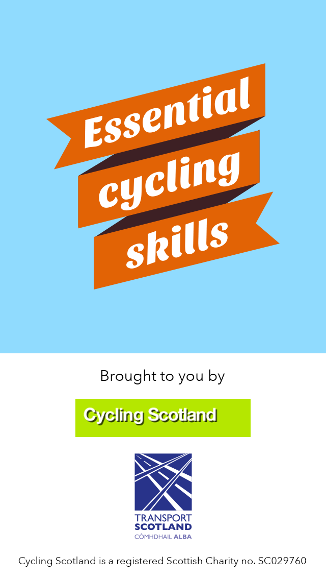 Essential Cycling Skills