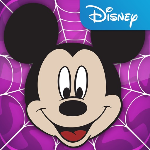 Mickey's Spooky Night Puzzle Book icon