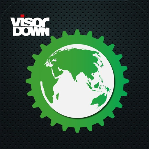 Visordown Motorcycle Adventure Guide icon
