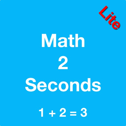 Math2Seconds Lite