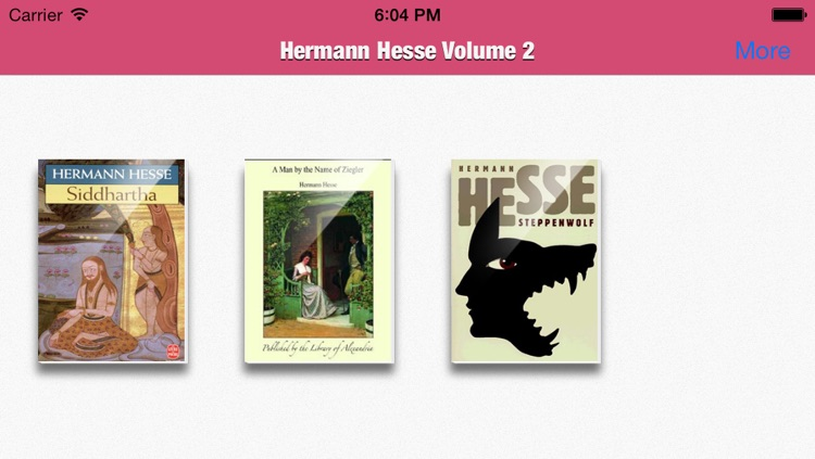Hermann Hesse Collection Volume 2