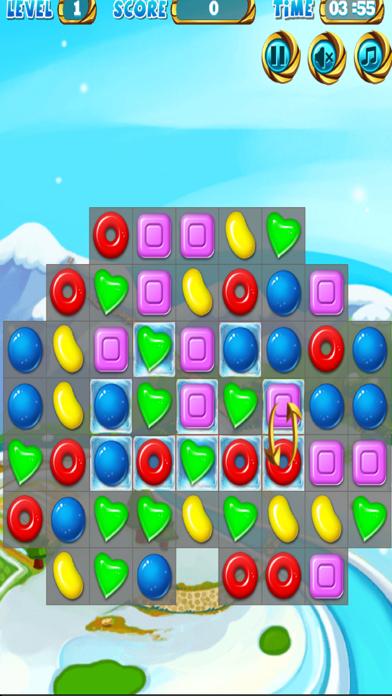 Candy Line Splash Mania (Fruit Link Splash)