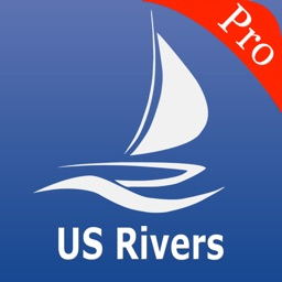 US Rivers GPS Nautical charts pro