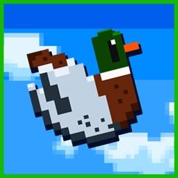 Splashy Duck Flying Happy Adventure Free