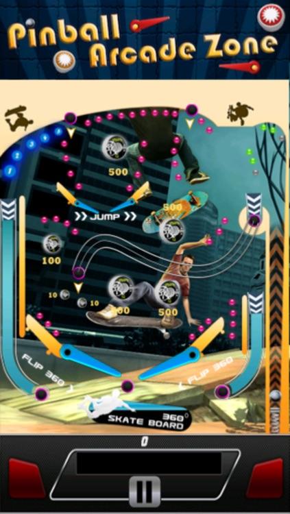 Pinball Arcade Zone screenshot-3