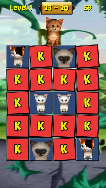 Cute kitten virtual pet, your own kitty to take care screenshot-4