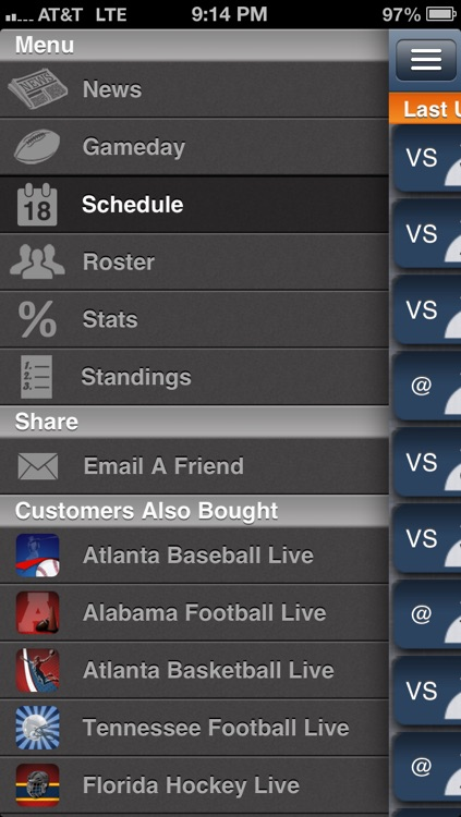 Auburn Football Live screenshot-1