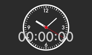 TVClock - punctual time