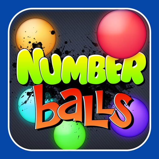 Number Balls icon