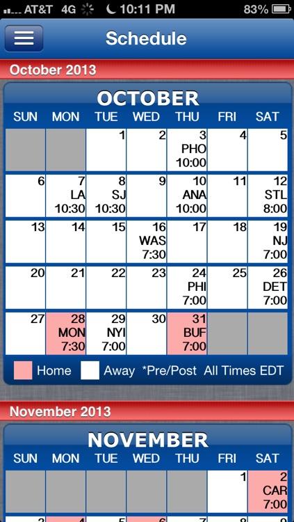 New York R Hockey Live