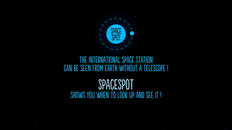 Space Spot!