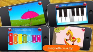 ABC Letter Toy – Letters & Numbers Handwriting Game for Kids screenshot four