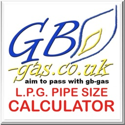GB GAS L.P.G. PIPE SIZING CALCULATOR