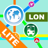 London City Maps Lite - Discover LON with Tube, Bus, and Travel Guides.
