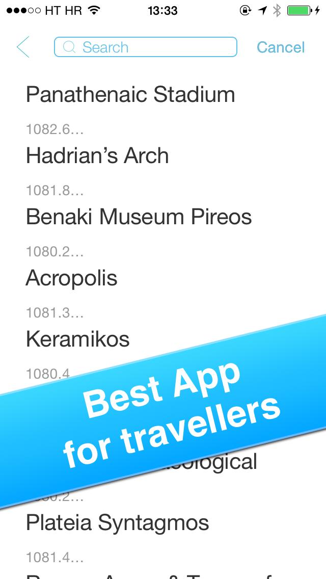 Athens, Greece - Offline Guide - screenshot four