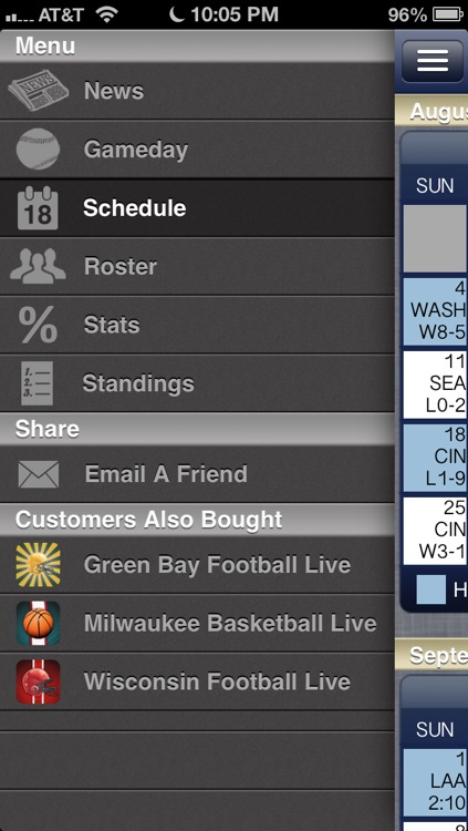 Milwaukee Baseball Live