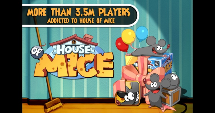 House of Mice Lite screenshot-4