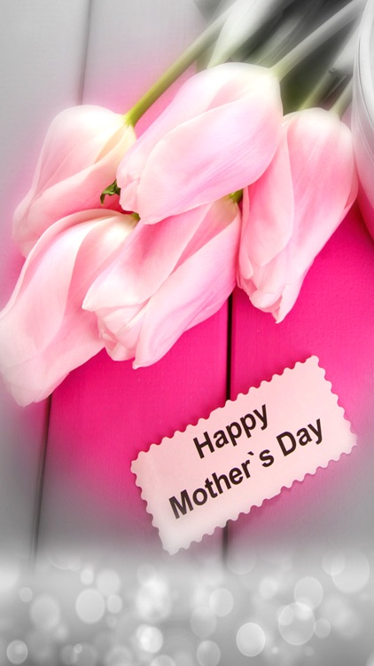 Mother's Day Greeting Cards+