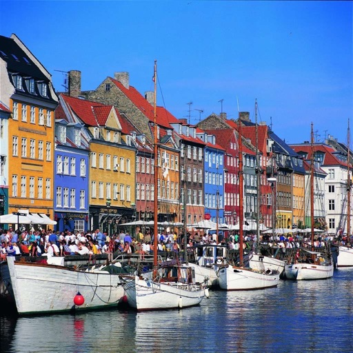 Copenhagen Wallpapers HD: Quotes Backgrounds with City Pictures