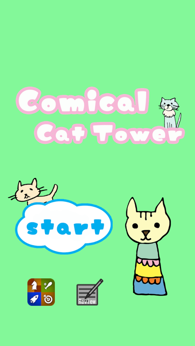 点击获取Comical Cat Tower