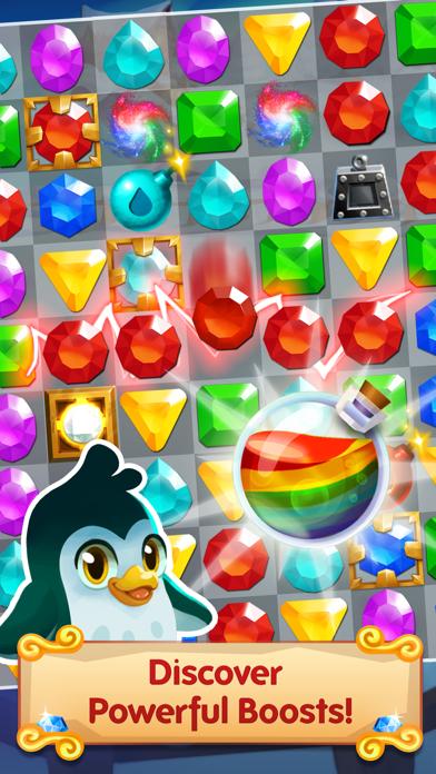 Diamond Quest! by Storm8 Studios (iOS, United Kingdom