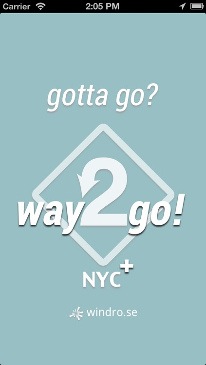 Way2Go NYC+ screenshot-3