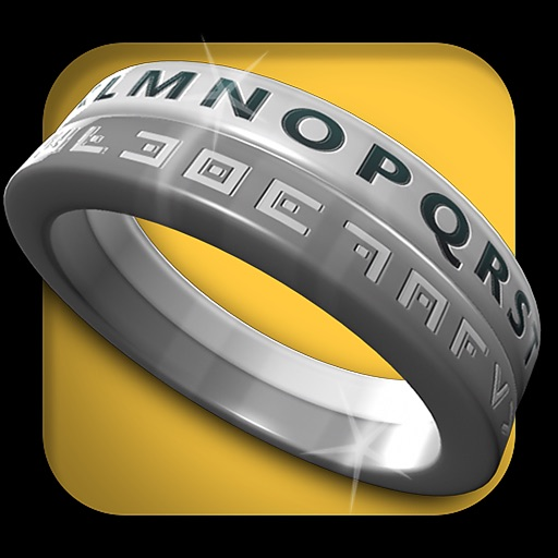 Decoder Ring Gold icon