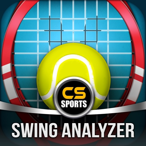 Tennis Swing Analyzer HD By CS Sports - Coach's Instant Slow motion Video Replay Analysis