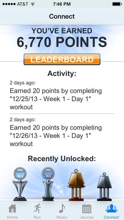 Hal Higdon Marathon Training Program - Novice 2 screenshot-4