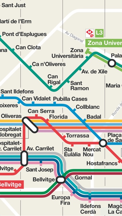 Barcelona travel guide,Barcelona guide, include Spain Barcelona map to sagrada familia, Barcelona museum pass, Barcelona underground map offline and Barcelona train map screenshot-3
