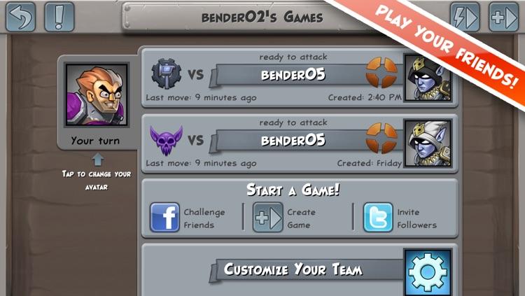 Hero Academy screenshot-4