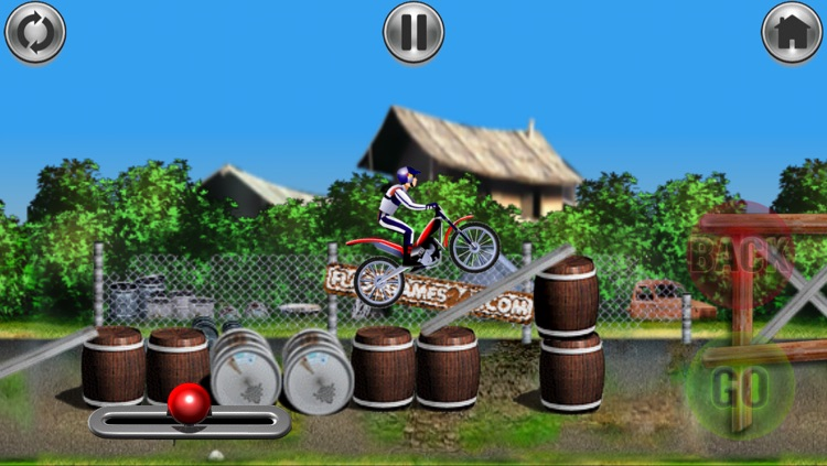 Bike Mania Turbo screenshot-4