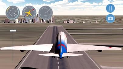 Airplane New York screenshot four