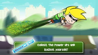 Rocket Soda Top Free Game - by Best Free Games for Fun screenshot two
