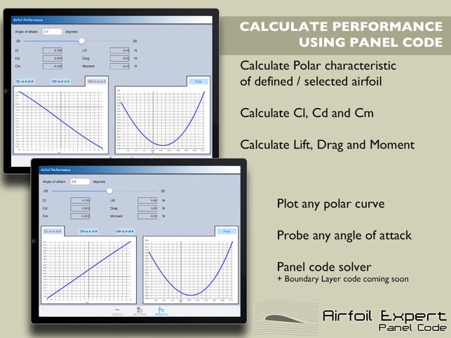 ‎Airfoil Expert Panel Method