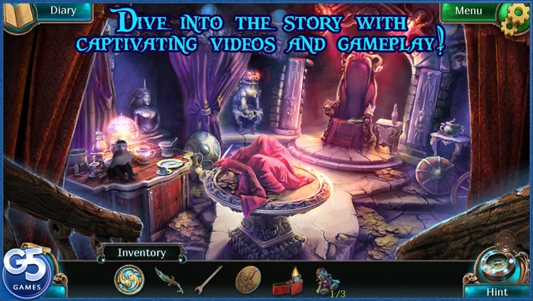 Nightmares from the Deep™: The Siren's Call (Full) screenshot-4