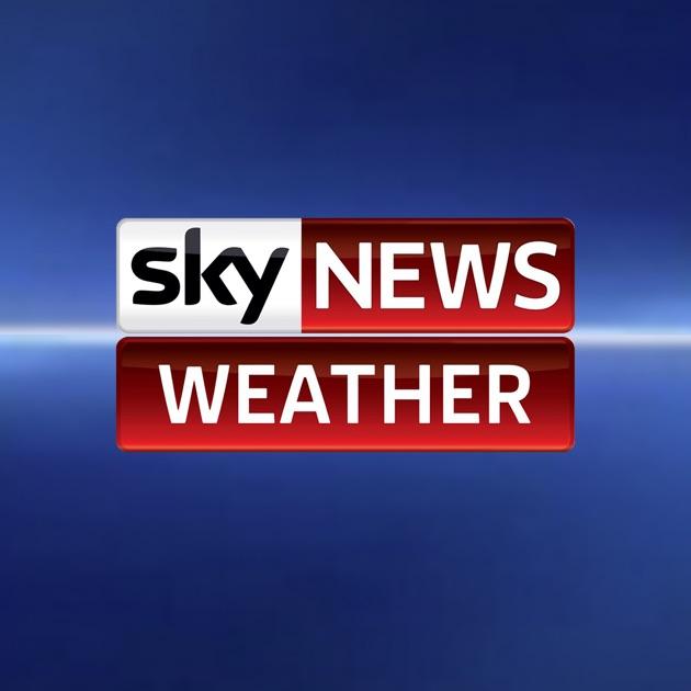 sky news weather をapp storeで