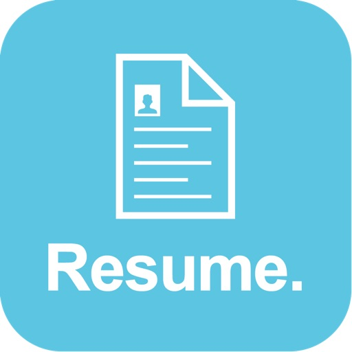 My First Resume - For first-time job seekers
