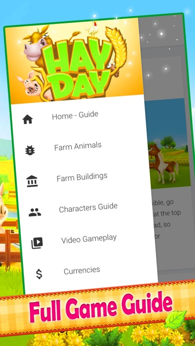Guide for Hay Day - Best Tips Screenshot on iOS