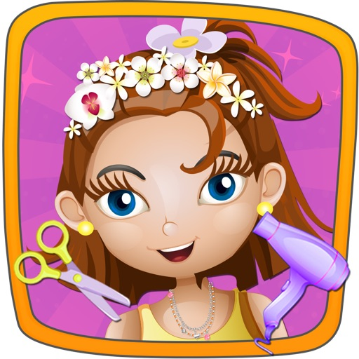 Kids Hair Salon 2