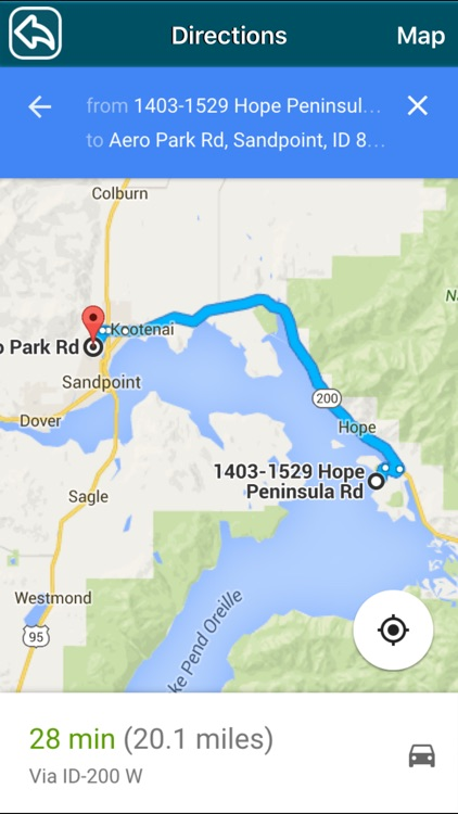 Idaho Campgrounds and RV Parks screenshot-3