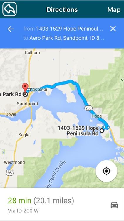 Idaho Campgrounds and RV Parks screenshot-3